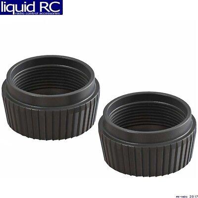 Arrma AR330513 AR330513 Shock Cap Lower Aluminum Black 6S 2