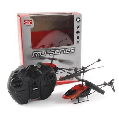 Mini Rc 901 2Ch Helicopter Radio Remote Control Aircraft Micro With 2 Channels