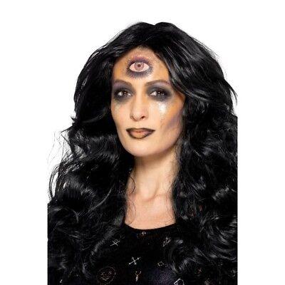 Fortune Teller Cosmetics Kit Ladies Halloween Fancy Dress Make Up Set