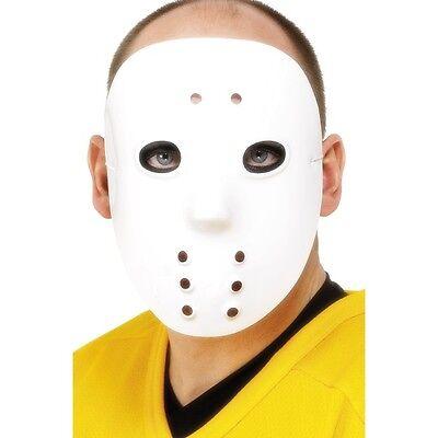 Men's Women's Hockey Mask Jason X Friday The 13th Halloween Movie Stag Hen Fun