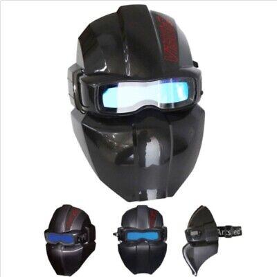 Auto Shade Darkening Black Welding Goggle Servore Arcshield-2 Visor Made Korea