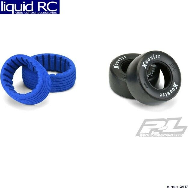 Pro-Line 10157-203 Hoosier Drag Slick SC S3 Drag Racing Tires SC Rear