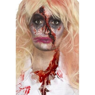 Zombie Nurse Make-up Kit Ladies Special FX Halloween Make Up Fancy Dress - Halloween Makeup Zombie Nurse