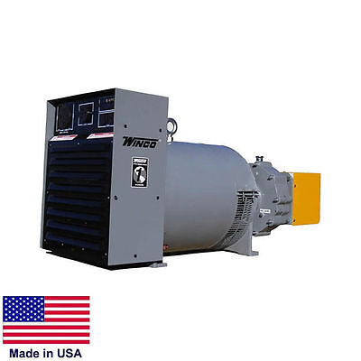 Generator - Pto Driven - 50 Kw - 50000 Watts - 120240v - 1 Phase - 1000 Rpm