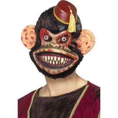 e Maske Schimpanse Tier Horror Kostüm (Zombie-spielzeug)