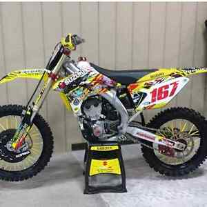 Rmz for sale or trade for street bike
