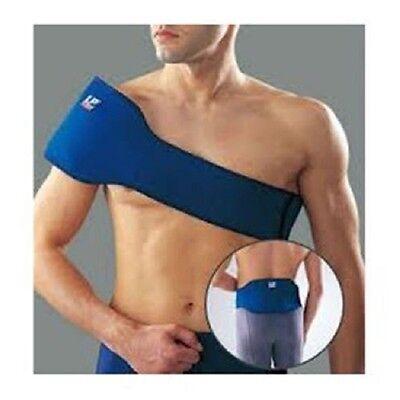 SOPORTE GEL FRIO/CALOR REUTILIZABLE- Hombro, cintura, espalda LP-798 + BOLSA GEL