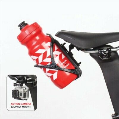 Specialized ZEE Bike Bicycle Right Water Bottle Cage Holder White x Celeste