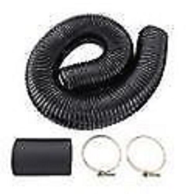 Craftsman 21397 4 in. Dust Collection Hose Extension Kit