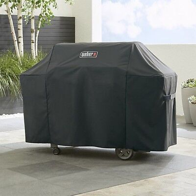 New Weber Grill Cover for Genesis Barbecue Grills 7130 7107 44.5X58X25in Premium