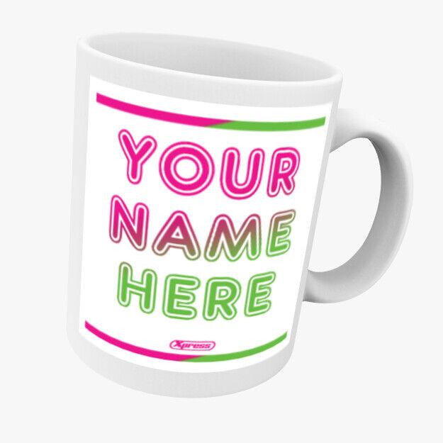 Personalised Custom Photo Mug Cup Gift Image Text Christmas Birthday Promotional 1