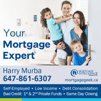Residential & Commercial Mortgages - Refinance - 2nd Mortgage
