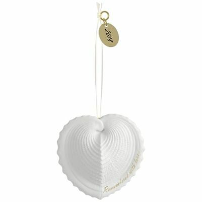 (Hallmark 2018 ~ Remembered with Love 2018 Memorial Ornament)