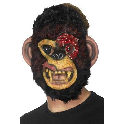 - Zombie Schimpanse Erwachsene Kostüme
