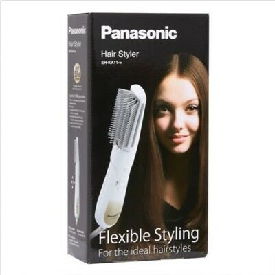NEW PANASONIC EH-KA11 Blow Brush Hair Styler Dryer 220-240V Original EH-KA11-W