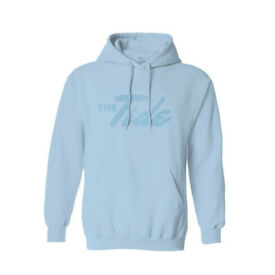 The Tide Blue Hoodie - L