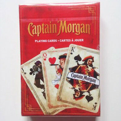 Captain Morgan Playing Cards Deck
