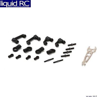 Vaterra 334016 Adjustable Camber Upper Suspension Arm Set V100 (Camber Suspension Arm Set)