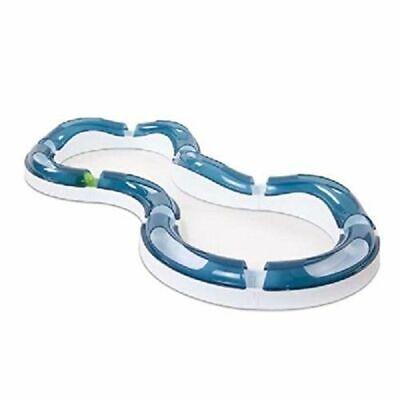 Catit Design Senses Super Roller Circuit, Blue