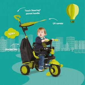 *NEW* Smart Trike Delight - Green 3 in 1