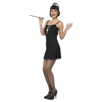 Women's 1920s Great Gatsby Flapper Instant Fancy Dress Kit Hen Night Party Theme - Great Gatsby Themed Party Attire