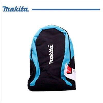 New Makita Electrician Construction Craftsman Tool Bag P-81181 Backpack Storage