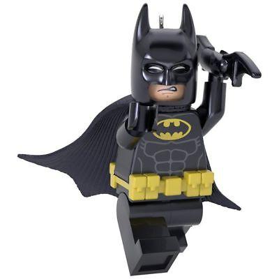 NEW 2017 BATMAN LEGO HALLMARK CHRISTMAS KEEPSAKE ORNAMENT (Batman Christmas)