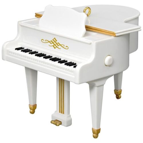 Hallmark 2017 Hark the Herald Angels Sing Magic Piano Ornament