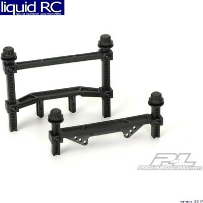 Pro-Line 6070-00 Extended Front and Rear Body Mounts: