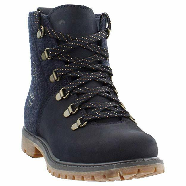 Timberland Authentics D-Ring Hiker Women's Boots Shoes TB0A1SGM