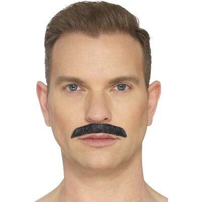 reddy Mercury Moustache Fancy Dress Rock Star Stag Fun  (Freddy Mercury Kostüme)