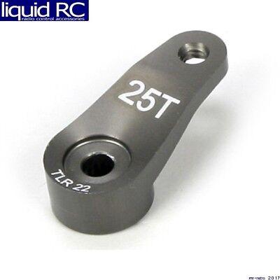 Team Losi Racing 1557 Servo Horn 25T Aluminum: 22