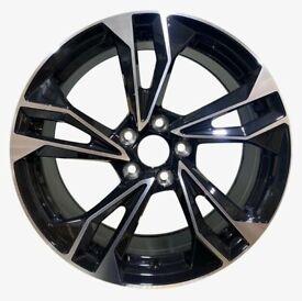 x4 19 Inch S5 2021 Style Alloys BMF Et45 5x112 Audi TT A3 A4 A6 Vw Golf Caddy
