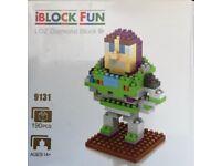 Toy story buzz Lightyear Lego building blocks brand new