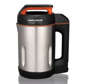 Wanted morphy Richards soup maker