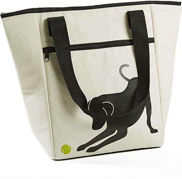 Fit & Fresh Coronado Insulated Lunch Cooler Tote Bag For Dog
