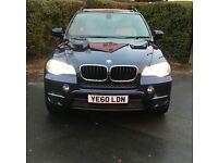 2010 60 BMW X5 3.0 D SE XDRIVE LCI MODEL