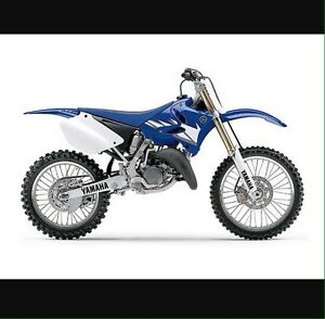 Wanted 2005+ Yamaha Yz 125 Dirtbike