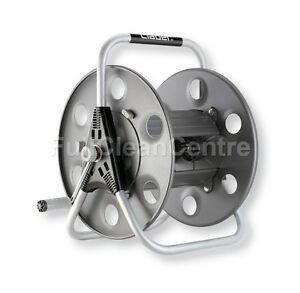 Claber Metal Hose Reel - Free Standing - For Window Cleaners and Domestic Use