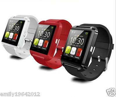 Montre Connectee Bluetooth Iphone Samsung S5 S4 Note Smartwatch Android 3 colori