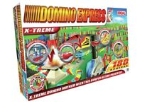 Ideal Domino Express X-treme/Extreme Game - BRAND NEW/SEALED