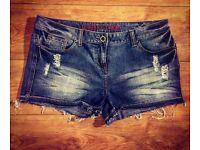 Denim Short - Size 14
