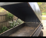 X2 Trailers   8x4 & 7x5 With Rego  Wantirna South Knox Area Preview