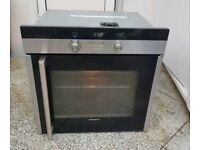 Siemens Oven iQ700 Built-in single 3D hot air oven HB13AB550B Stainless Steel