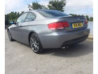 Bmw 320d 2.0 Coupe in Grey with Msport Extras