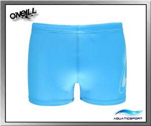 O-039-Neill-Boxed-Regolare-Collant-Calzoncini-da-bagno-blue