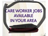Home care assistant £8 per hour