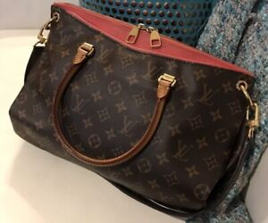 51ac418e15e2 Louis Vuitton Monogram Pink Pallas