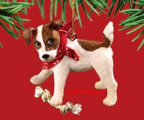 Jack Russell Terrier Carlton Cards ornament