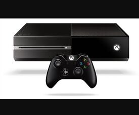 Xbox one & 6 games
